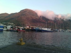 Den Blick schweifen lassen - Hout Bay - Kapstadt