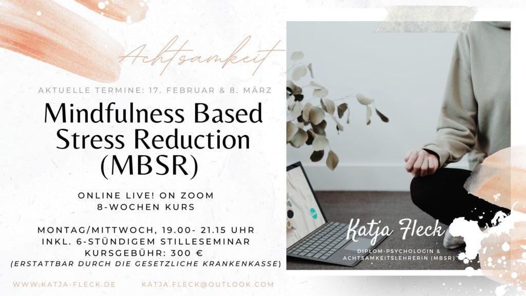 MBSR Online-Kurs